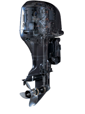 Hinkle Marine Outboard Powerheads & Lower Units