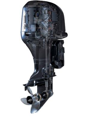 Hinkle Marine Outboard Powerheads & Lower Units